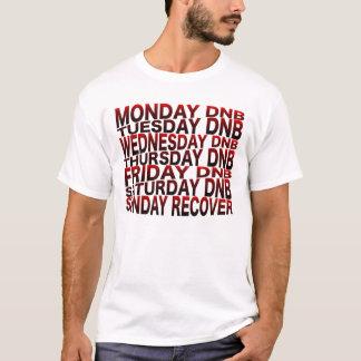 Weekly Diary T-Shirt