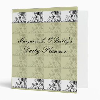 Weekly or Daily Planner w/Matching Pages Binder
