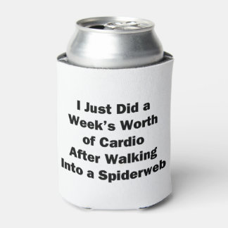 Week's Worth of Cardio Can Cooler