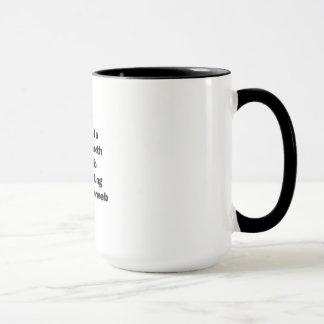 Week's Worth of Cardio Mug