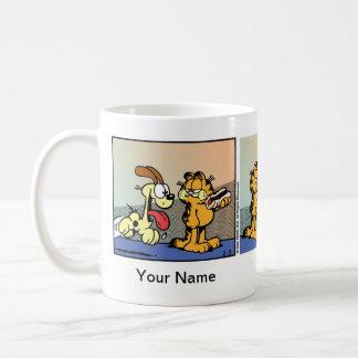 """""""Weenie of Life"""" Garfield Comic Strip Coffee Mug"""