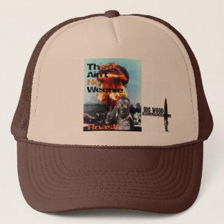 weenie roast trucker hat