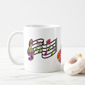 Weeping Guitar Coffee Mug