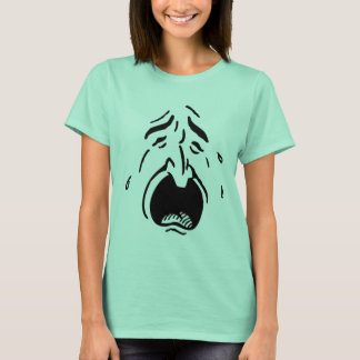 Weeping Ladies Funny Tee