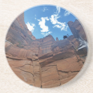 Weeping Rock   Zion National Park Drink Coasters