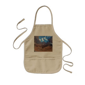 Weeping Rock   Zion National Park Kids Apron