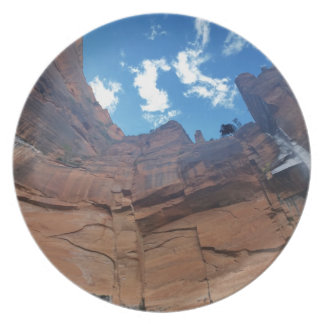 Weeping Rock   Zion National Park Party Plates