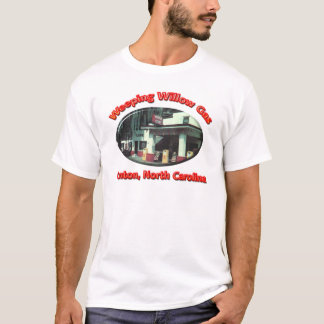 Weeping Willow Gas Station T-Shirt