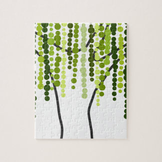 weeping willow jigsaw puzzle