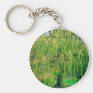 Weeping Willow Keychain