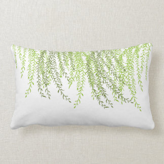 Weeping Willow Lumbar Pillow