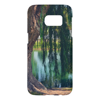 Weeping Willow Samsung Galaxy S7, Barely There Samsung Galaxy S7 Case