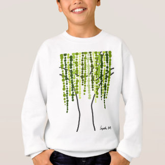 weeping willow sweatshirt