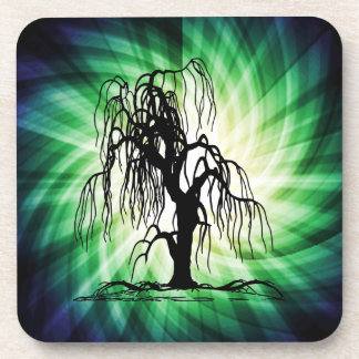 Weeping Willow Tree Coasters