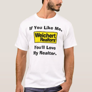 Weichert Realtors - Wife T-Shirt