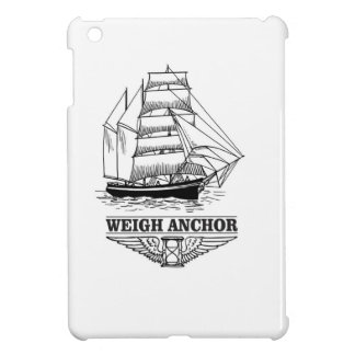 weigh anchor and go case for the iPad mini