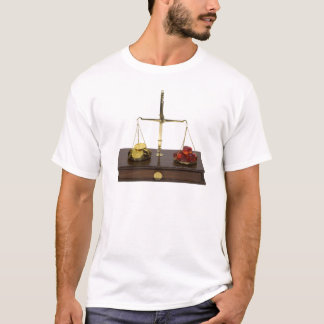 WeighingLoveMoney090309 T-Shirt