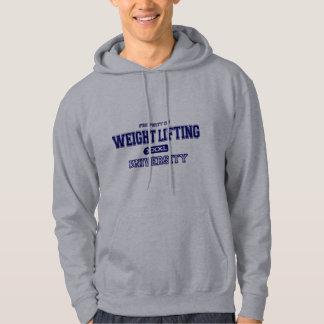 Weight Lifting University Hoodie