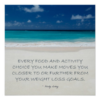 Weight Loss Motivation: Beach Ready 06 Poster