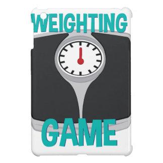 Weighting Game iPad Mini Covers