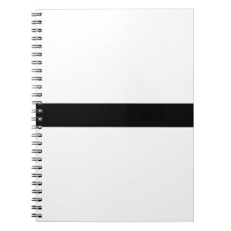 Weightlifting Barbell Notebooks
