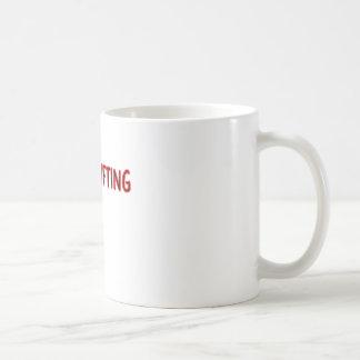 Weightlifting Design Coffee Mug