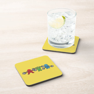 Weightlifting - Squat, Press, Deadlift - Kawaii Coaster