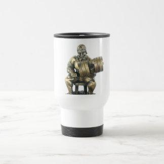 Weightlifting Travel Mug