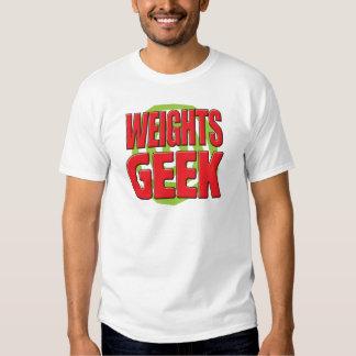 Weights Geek Tshirt