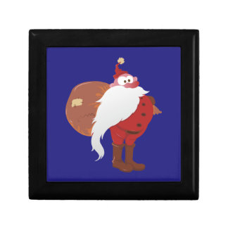 Weihnachtsmann Nikolaus Santa Claus Gift Boxes