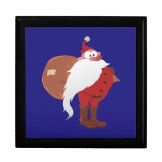 Weihnachtsmann Nikolaus Santa Claus Jewelry Box