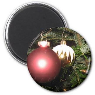 Weihnachtsschmuck 2 Inch Round Magnet