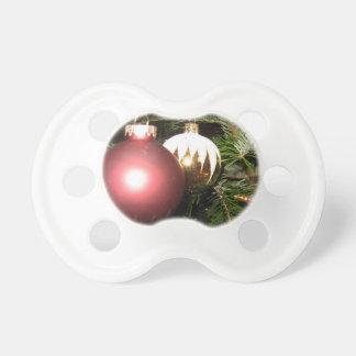 Weihnachtsschmuck Pacifier