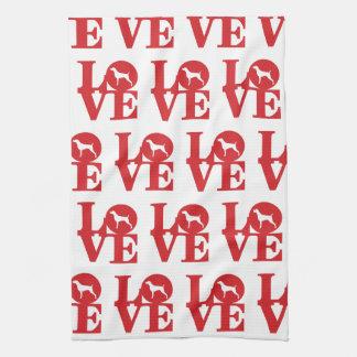 """WEIM LOVE 2 KITCHEN TOWEL 16""""x24"""""""