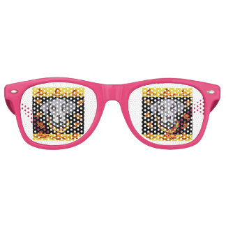 Weimarana Cinco de Mayo Party Sunglasses