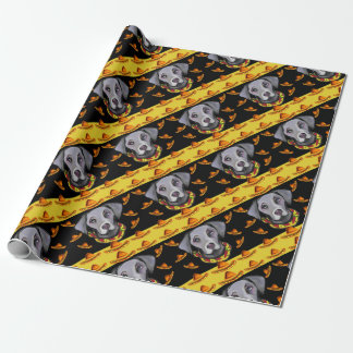 Weimarana Cinco de Mayo Wrapping Paper
