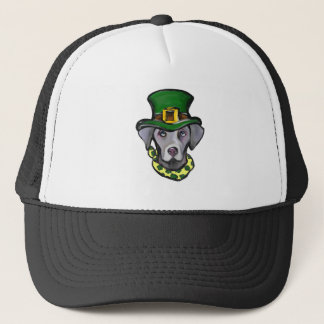 Weimarana ST Patty Trucker Hat