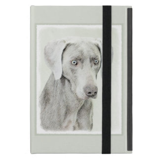 Weimaraner Case For iPad Mini
