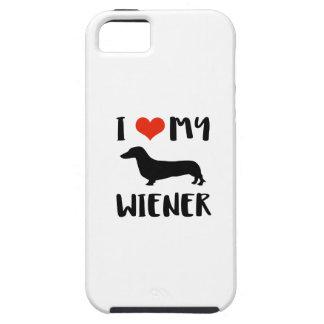 Weimaraner design iPhone 5 cover
