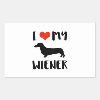 Weimaraner design sticker