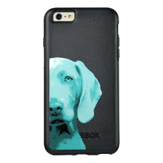 Weimaraner Dog Art | Custom Photo OtterBox iPhone 6/6s Plus Case
