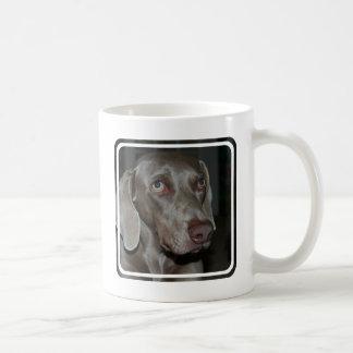 Weimaraner Dog Coffee Mug