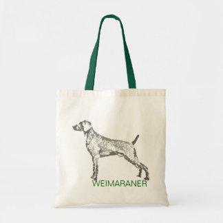 Weimaraner Dog Tote Bag