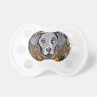 WEIMARANER FATHERS DAY PACIFIER