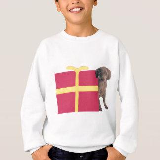 Weimaraner Gift Box Sweatshirt