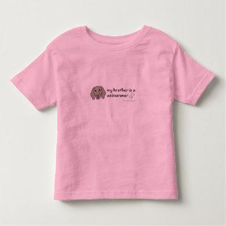 weimaraner is my brother shirts