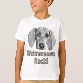Weimaraner-Izzie T-Shirt