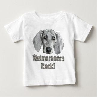 Weimaraner-Izzie Tshirts