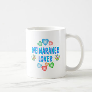 WEIMARANER LOVER COFFEE MUG