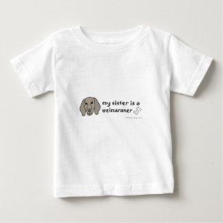 weimaraner - more breeds tshirts